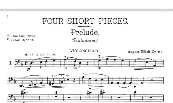 No. 1 Prelude